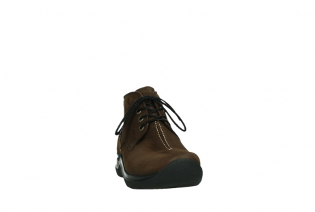 wolky ankle boots 06602 onani 11410 tobacco brown nubuckleather_6