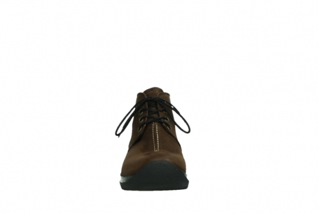 wolky ankle boots 06602 onani 11410 tobacco brown nubuckleather_7