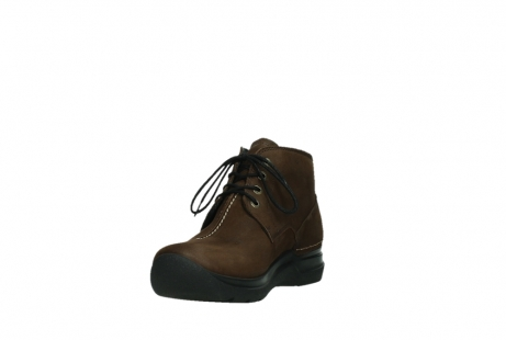 wolky ankle boots 06602 onani 11410 tobacco brown nubuckleather_9