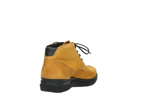 wolky ankle boots 06602 onani 11932 curry nubuck_9