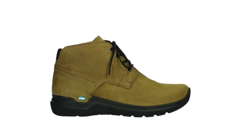 wolky ankle boots 06602 onani 11940 mustard nubuckleather_1