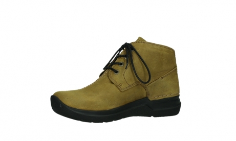 wolky ankle boots 06602 onani 11940 mustard nubuckleather_11