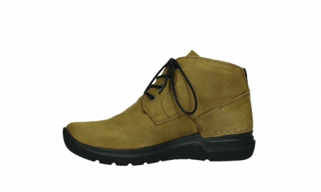 wolky ankle boots 06602 onani 11940 mustard nubuckleather_12