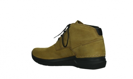 wolky ankle boots 06602 onani 11940 mustard nubuckleather_15