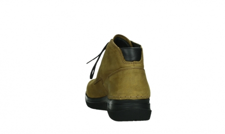 wolky ankle boots 06602 onani 11940 mustard nubuckleather_18