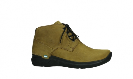 wolky ankle boots 06602 onani 11940 mustard nubuckleather_2