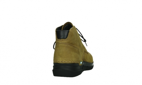 wolky ankle boots 06602 onani 11940 mustard nubuckleather_20