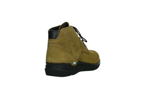 wolky ankle boots 06602 onani 11940 mustard nubuckleather_21