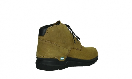 wolky ankle boots 06602 onani 11940 mustard nubuckleather_22