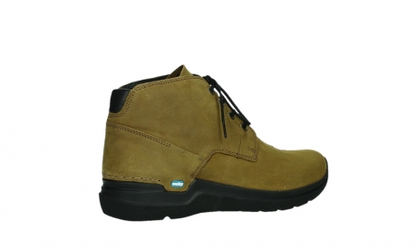 wolky ankle boots 06602 onani 11940 mustard nubuckleather_23