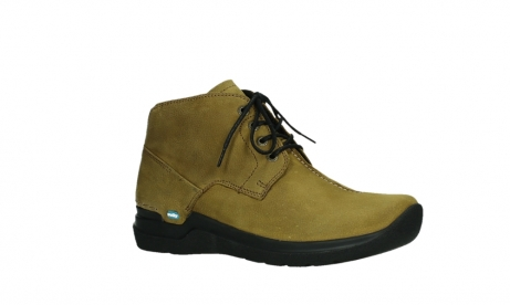 wolky ankle boots 06602 onani 11940 mustard nubuckleather_3