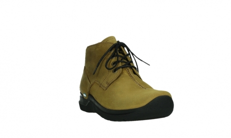 wolky ankle boots 06602 onani 11940 mustard nubuckleather_5
