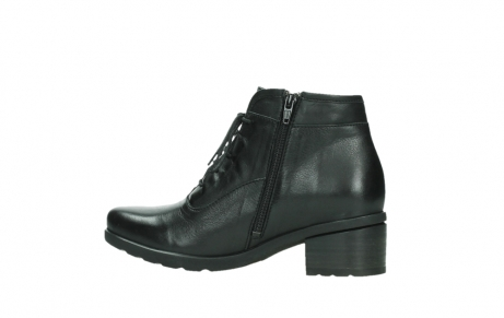 wolky ankle boots 07500 canton 29000 black leather_14