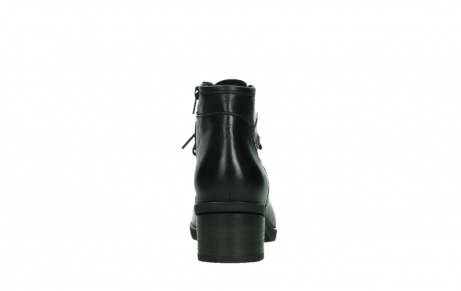wolky ankle boots 07500 canton 29000 black leather_19