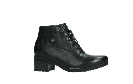 wolky ankle boots 07500 canton 29000 black leather_2