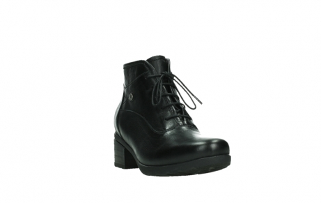 wolky ankle boots 07500 canton 29000 black leather_5