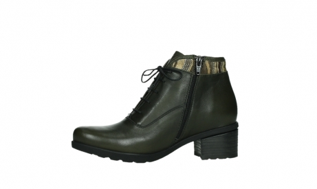 wolky ankle boots 07500 canton 29730 forestgreen leather_12