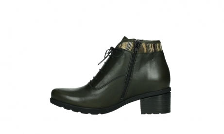 wolky ankle boots 07500 canton 29730 forestgreen leather_13