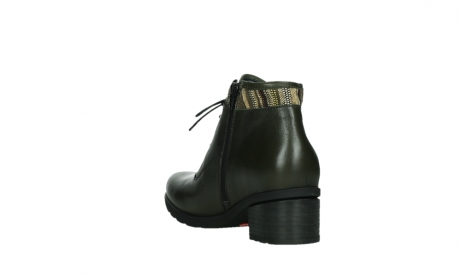 wolky ankle boots 07500 canton 29730 forestgreen leather_17