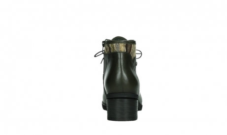 wolky ankle boots 07500 canton 29730 forestgreen leather_19