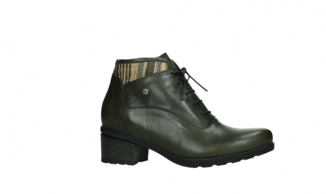 wolky ankle boots 07500 canton 29730 forestgreen leather_2