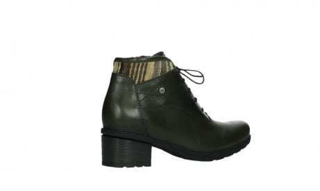 wolky ankle boots 07500 canton 29730 forestgreen leather_23