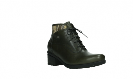 wolky ankle boots 07500 canton 29730 forestgreen leather_4