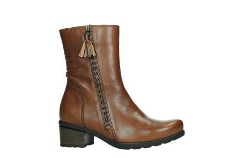 wolky ankle boots 07501 skytree 20430 cognac leather_2