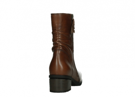 wolky ankle boots 07501 skytree 20430 cognac leather_20