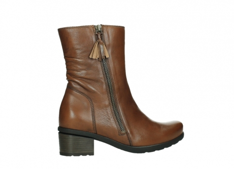wolky ankle boots 07501 skytree 20430 cognac leather_24