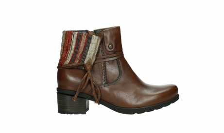 wolky ankle boots 07502 aspire 29430 cognac leather_1