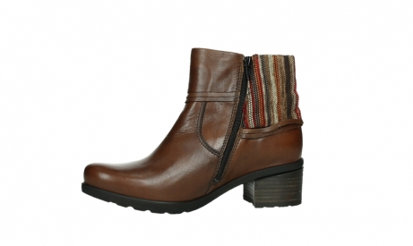 wolky ankle boots 07502 aspire 29430 cognac leather_12