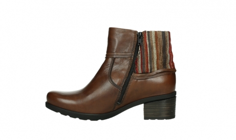 wolky ankle boots 07502 aspire 29430 cognac leather_13