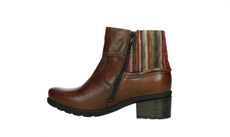 wolky ankle boots 07502 aspire 29430 cognac leather_14