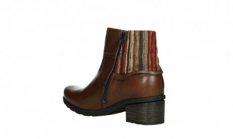 wolky ankle boots 07502 aspire 29430 cognac leather_16