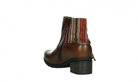 wolky ankle boots 07502 aspire 29430 cognac leather_17