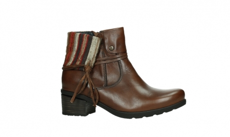 wolky ankle boots 07502 aspire 29430 cognac leather_2