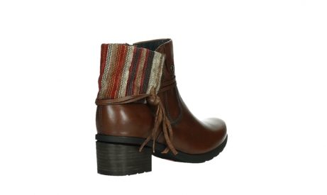 wolky ankle boots 07502 aspire 29430 cognac leather_22