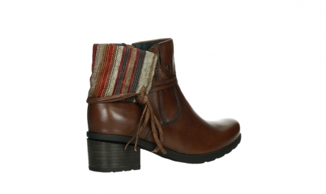 wolky ankle boots 07502 aspire 29430 cognac leather_23