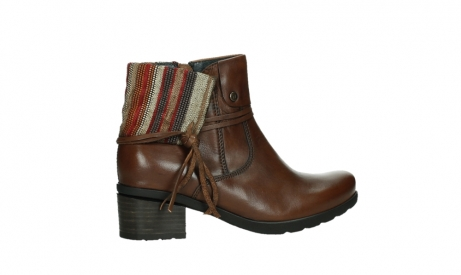 wolky ankle boots 07502 aspire 29430 cognac leather_24