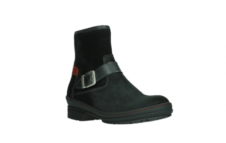 wolky ankle boots 07641 nitra 45000 black suede_4