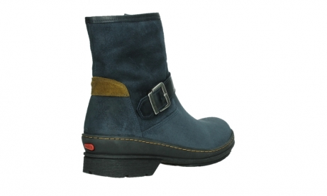 wolky ankle boots 07641 nitra 45800 blue suede_22