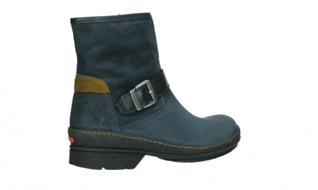 wolky ankle boots 07641 nitra 45800 blue suede_23