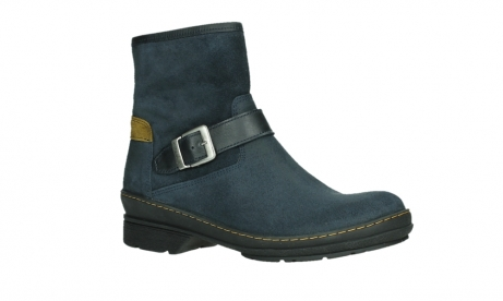 wolky ankle boots 07641 nitra 45800 blue suede_3