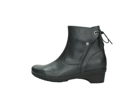 wolky ankle boots 07658 minnesota 10210 mottled metallic anthracite leather_2