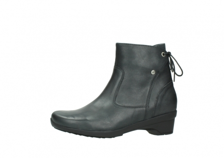 wolky ankle boots 07658 minnesota 10210 mottled metallic anthracite leather_24