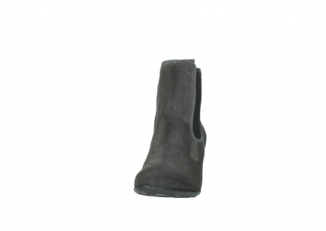 wolky ankle boots 07748 kelly 40210 anthracite oiled suede_20