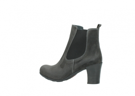 wolky ankle boots 07748 kelly 40210 anthracite oiled suede_3
