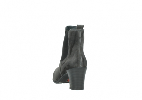 wolky ankle boots 07748 kelly 40210 anthracite oiled suede_6