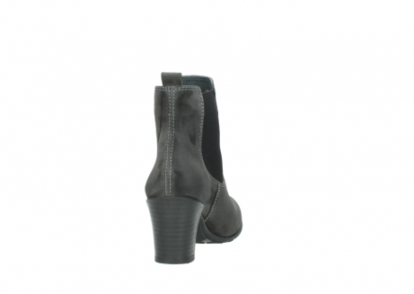 wolky ankle boots 07748 kelly 40210 anthracite oiled suede_8